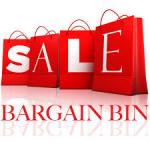Special Offers | Bargain Bin