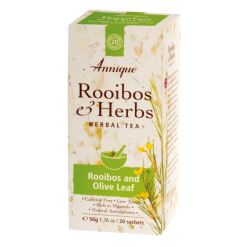 Rooibos and Olive Leaf Tea – 50g