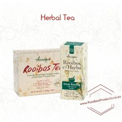 Rooibos Herbal Tea Therapy